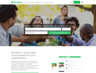 volente.nextdoor.com screenshot