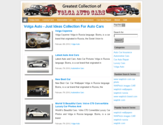 volga-auto.com screenshot