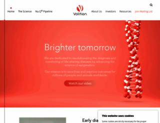 volition.com screenshot