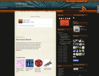 volkavolka.blogspot.com screenshot