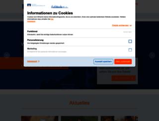 volksbank-forchheim.com screenshot