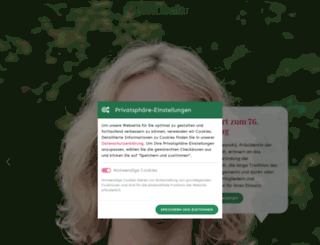 volkssolidaritaet.de screenshot