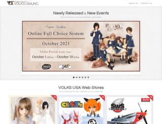 volksusastore.com screenshot