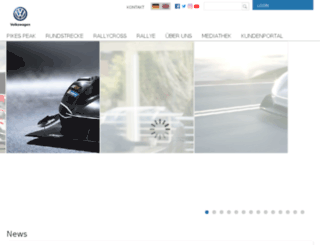 volkswagen-motorsport.info screenshot