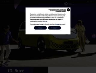 volkswagen-veicolicommerciali.it screenshot