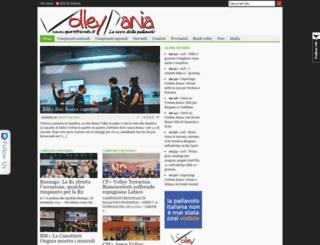 volleymaniaweb.com screenshot