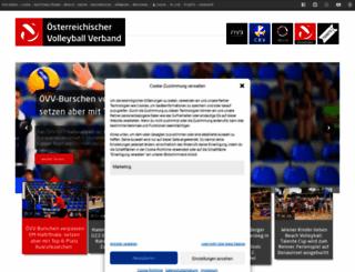 volleynet.at screenshot