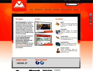 volotechnologies.com screenshot