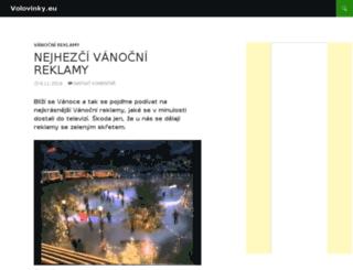 volovinky.eu screenshot
