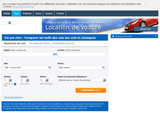 vols2.traveleurope.com screenshot