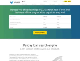 volsor.com screenshot