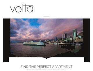 volta.prospectportal.com screenshot