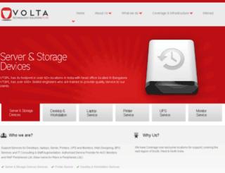 voltatechsolutions.com screenshot