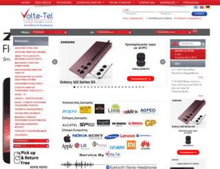 volte-tel.gr screenshot