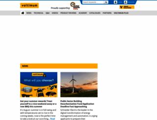 voltimum.co.uk screenshot