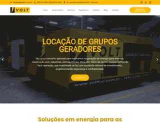 voltloc.com.br screenshot