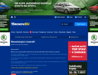 volvo-s70.autobazar.eu screenshot