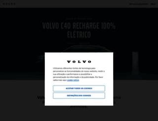 volvocars.com.pt screenshot