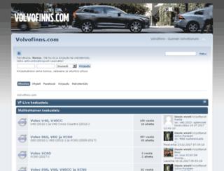 volvofinns.com screenshot