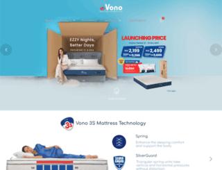 vono.com.my screenshot