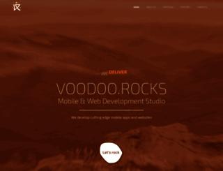 voodoo-mobile.com screenshot