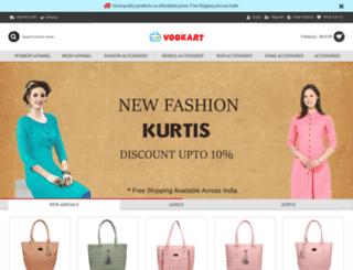 vookart.com screenshot