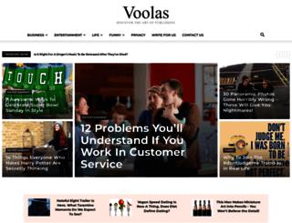 voolas.com screenshot