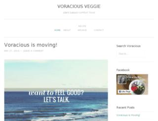 voraciousvander.com screenshot