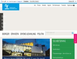voresodense.dk screenshot