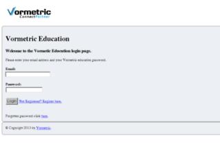 vormetricedu.appspot.com screenshot