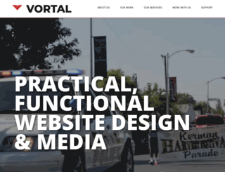 vortal.me screenshot