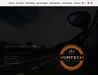 vortech.asia screenshot
