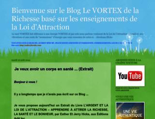 vortex-richesse-abe.com screenshot