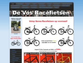 vosdfd.nl screenshot