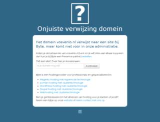 vosvenlo.nl screenshot