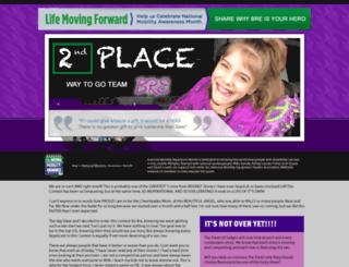 voteforbre.com screenshot