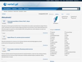 votel.pl screenshot
