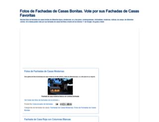 voteporsusfachadasdecasas.blogspot.com screenshot