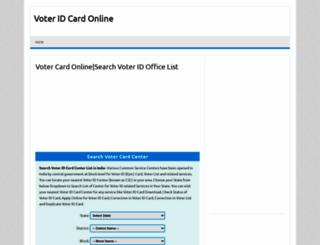 voter.apnacsconline.in screenshot