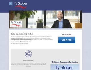 votety.nationbuilder.com screenshot