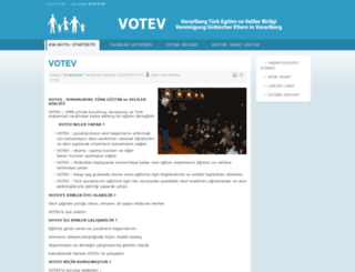votev.at screenshot