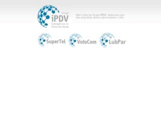 votocom.com.br screenshot