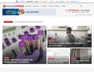 votonacorreio.com.br screenshot