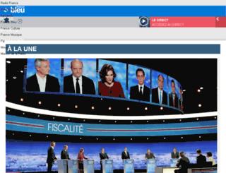 votrevudici.francebleu.fr screenshot
