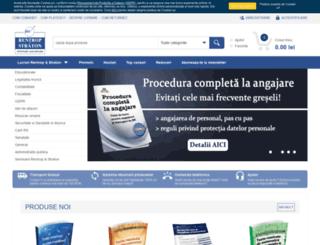 voucher.magzone.ro screenshot