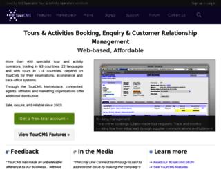 voucher.tourcms.com screenshot