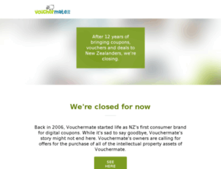 vouchermate.co.nz screenshot