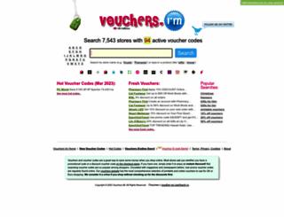 vouchers.im screenshot