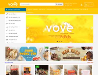 vove.com.vn screenshot