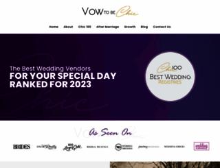 vowtobechic.com screenshot